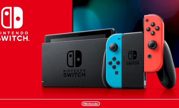 Nintendo Switch sales hit 55.7 million as company grows annual revenues 9% to $12.31 billion