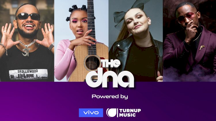 vivo mobile supports local musical talent through partnership with TurnUp Music