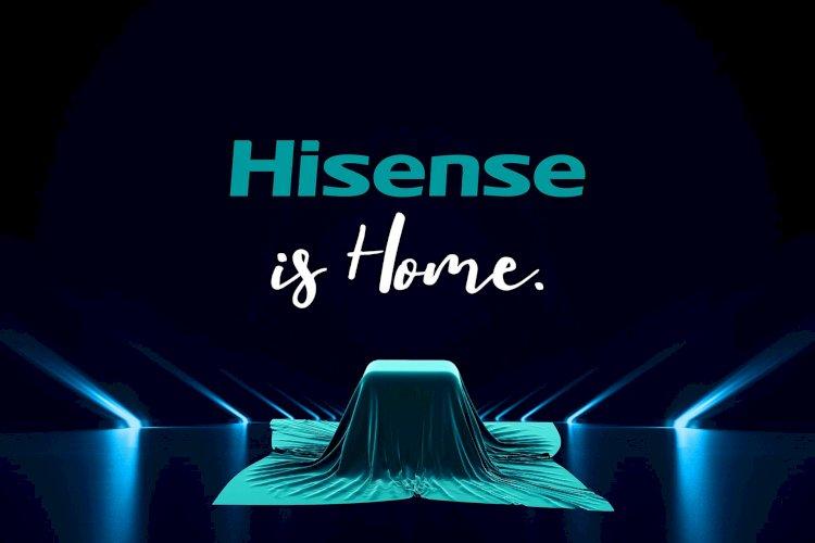 Hisense is home